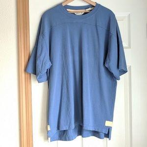 Orvis organic cotton shirt large